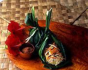 Lau lau, Luau food, Hawaii
