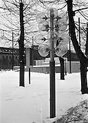 Lyktor i Kungsträdgården