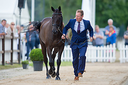 Townend Oliver, (GBR), Black Tie<br /> First Horse Inspection <br /> CCI4* Luhmuhlen 2016 <br /> © Hippo Foto - Jon Stroud