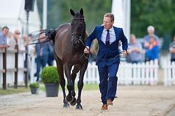 Townend Oliver, (GBR), Black Tie<br /> First Horse Inspection <br /> CCI4* Luhmuhlen 2016 <br /> © Hippo Foto - Jon Stroud