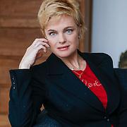 NLD/Amsterdam/20130214 - Ex Baywatch actrice Erika Eleniak,