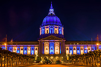 San Francisco City Hall @ Night