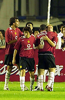 Beijing, Manchester 3-0 Beijing Hyundai at Workers' Stadium 27/07/05<br />