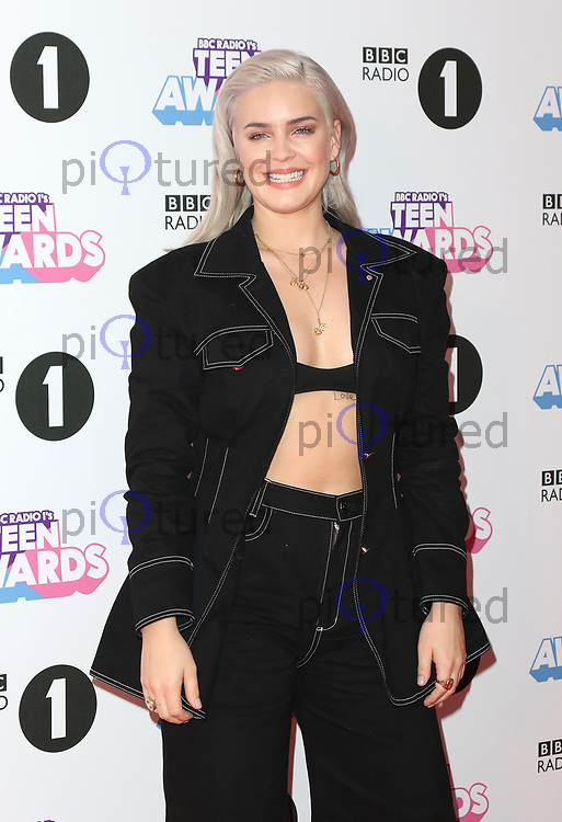 Anne-Marie, Radio 1 Teen Awards, SSE Arena Wembley, London UK, 22 October 2017, Photo by Richard Goldschmidt