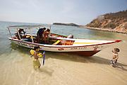 Parque Nacional Mochima. Playa Las Maritas.