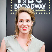 NLD/Amsterdam/20150604 - Premiere In de Ban van Broadway, Hanne Arendzen