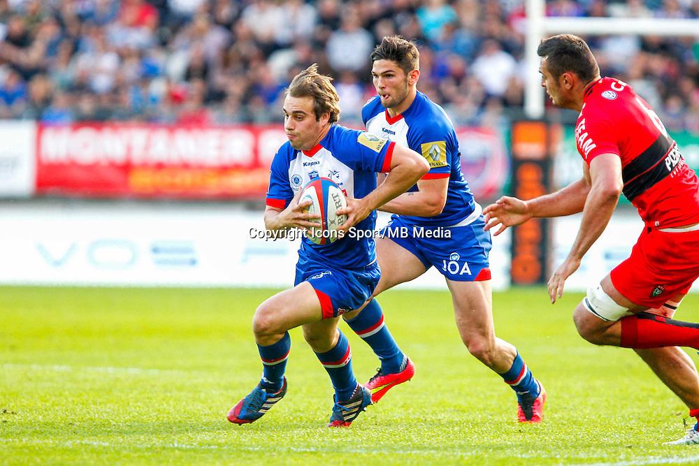 James HART  - 11.04.2015 - Grenoble / Toulon  - 22eme journee de Top 14 <br />Photo :  Jacques Robert / Icon Sport
