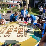 NLD/Utrecht/20160825 - Start Spieren voor Spieren actie,