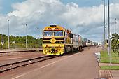 Darwin Railway