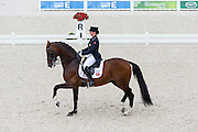Lillann Jebsen - Pro Set<br /> Alltech FEI World Equestrian Games™ 2014 - Normandy, France.<br /> © DigiShots