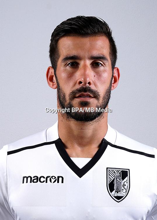 """Portugal - Primera Liga NOS 2017-2018 / <br /> ( Vitoria Guimaraes S.C. ) - <br /> Joao Miguel Coimbra Aurelio """" Joao Aurelio """""""