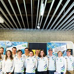 20170525: SLO, Kayak Canoe - Team Slovenia for 2017 ECA Canoe Slalom European Championships in Tacen