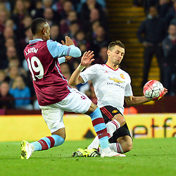 Aston Villa v Manchester United | Premier league | 14 August 2015