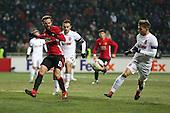 Zorya Luhansk v Manchester United 081216