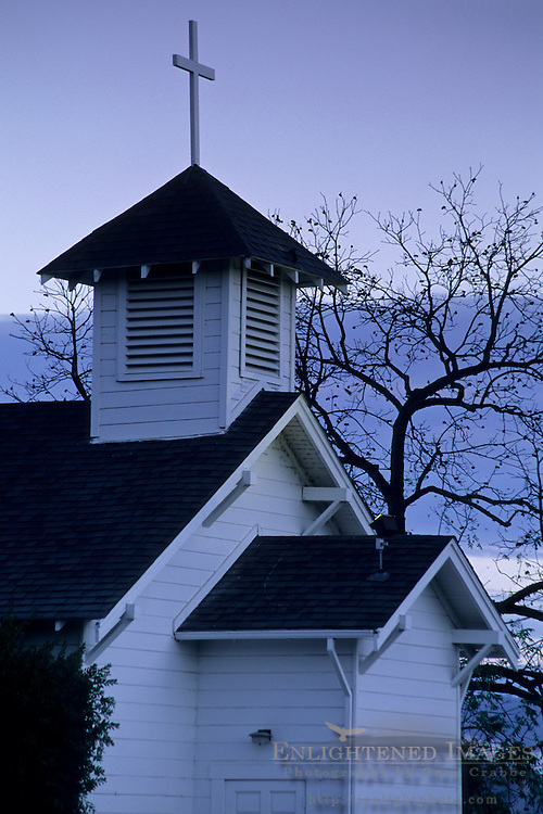 St, Stephens Episcopal Church, Oakville, Napa County, California
