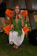 Ellen Burney. The Serpentine Summer party co-hosted by Jimmy Choo. The Serpentine Gallery. 30 June 2005. ONE TIME USE ONLY - DO NOT ARCHIVE  © Copyright Photograph by Dafydd Jones 66 Stockwell Park Rd. London SW9 0DA Tel 020 7733 0108 www.dafjones.com