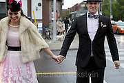 Candice and Trevor | Wedding Portraits - Downtown Toronto
