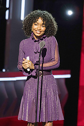 August 6, 2017 - New Jersey, U.S - Recipient of the Young, Gifted and Black award, YARA SHAHIDI, at the 2017 Black Girls Rock awards show. Black Girls Rock 2017 was held at the New Jersey Performing Arts Center in Newark New Jersey. (Credit Image: © Ricky Fitchett via ZUMA Wire)