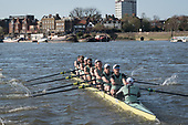 24-03-2019. CUBC v Brookes BC Boat Race Warm Up 240319