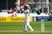 Ian Westwood of Warwickshire batting during the Specsavers County Champ Div 1 match between Somerset County Cricket Club and Warwickshire County Cricket Club at the Cooper Associates County Ground, Taunton, United Kingdom on 19 May 2017. Photo by Graham Hunt.