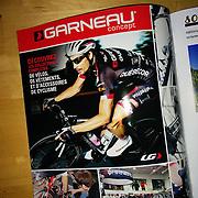 Advertisement for Louis Garneau 2014