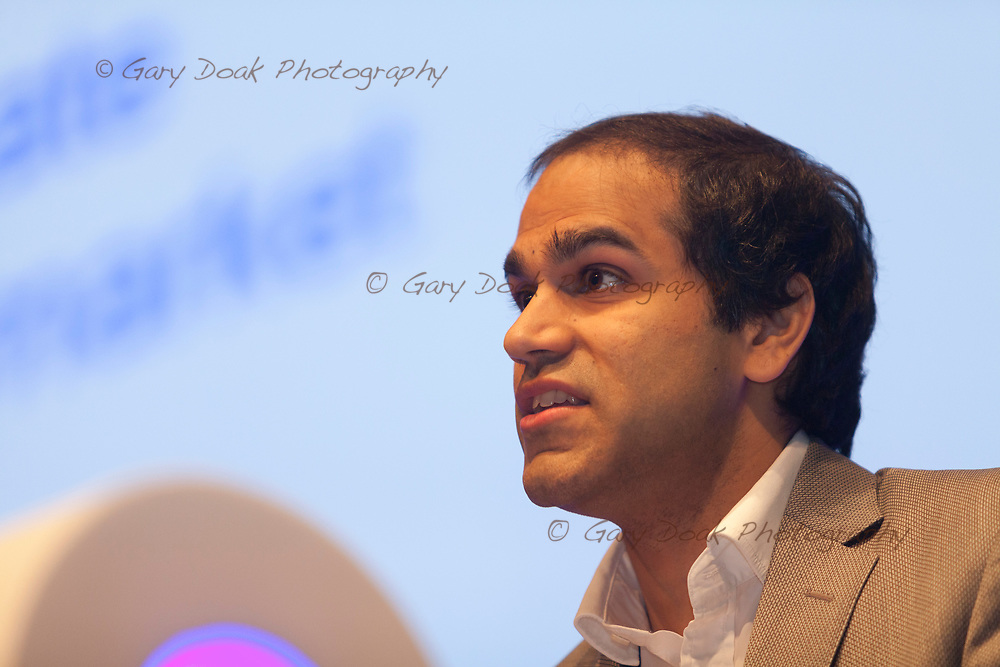 Arun Pabhu<br /> BMA LMC's Conference<br /> EICC, Edinburgh<br /> <br /> 18th May 2017<br /> <br /> Picture by Gary Doak