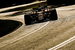 March 23, 2018 - Melbourne, Victoria, Australia - VANDOORNE Stoffel (bel), McLaren Renault MCL33, action during 2018 Formula 1 championship at Melbourne, Australian Grand Prix, from March 22 To 25 - Photo  Motorsports: FIA Formula One World Championship 2018, Melbourne, Victoria : Motorsports: Formula 1 2018 Rolex  Australian Grand Prix, (Credit Image: © Hoch Zwei via ZUMA Wire)