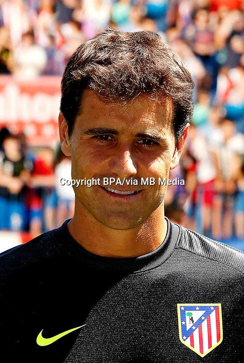 Dani Aranzubía ( Atlético Madrid )