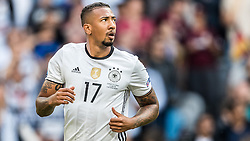 26.06.2016, Stade Pierre Mauroy, Lille, FRA, UEFA Euro 2016, Deutschland vs Slowakei, Achtelfinale, im Bild Jerome Boateng (GER) // Jerome Boateng (GER) during round of 16 match between Germany and Slovakia of the UEFA EURO 2016 France at the Stade Pierre Mauroy in Lille, France on 2016/06/26. EXPA Pictures © 2016, PhotoCredit: EXPA/ JFK