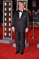 © Licensed to London News Pictures. 18/02/2018. London, UK. AL GORE arrives on the red carpet for the EE British Academy Film Awards 2018, held at the Royal Albert Hall. London, UK. Photo credit: Ray Tang/LNP