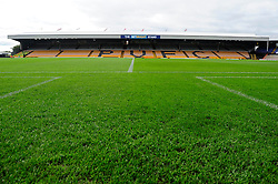 Vale Park - Photo mandatory by-line: Dougie Allward/JMP - Tel: Mobile: 07966 386802 05/10/2013 - SPORT - FOOTBALL - Vale Park - Stoke-on-Trent - Port Vale V Bristol City - Sky Bet League 1
