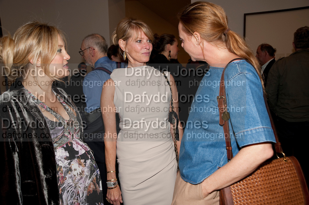 KATE HUDSON; KATE CAPSHAW; STELLA MCCARTNEY, A Living man declared Dead and Other Chapters. Taryn Simon. Tate Modern, London. 24 May 2011. <br /> <br />  , -DO NOT ARCHIVE-© Copyright Photograph by Dafydd Jones. 248 Clapham Rd. London SW9 0PZ. Tel 0207 820 0771. www.dafjones.com.