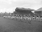 Neg no: A375/8428-8441...1957NFLF..00.00.1957..National Football League - Final...Galway.01-08..Kerry.00-06.