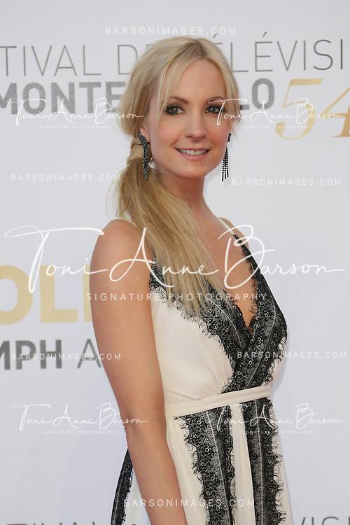 MONTE-CARLO, MONACO - JUNE 11:  Joanne Froggatt attends the Closing Ceremony and Golden Nymph Awards of the 54th Monte Carlo TV Festival on June 11, 2014 in Monte-Carlo, Monaco.  (Photo by Tony Barson/FilmMagic)