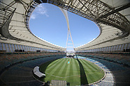 Cricket - Moses Mabhida Stadium T20 Preview Shots