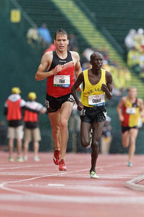 Olympic Trials Eugene 2012: men's 10,000 meter final, True, Chirlee