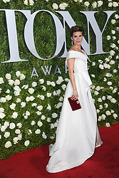 June 11, 2017 - New York, NY, USA - June 11, 2017  New York City..Jenn Colella attending the 71st Annual Tony Awards arrivals on June 11, 2017 in New York City. (Credit Image: © Kristin Callahan/Ace Pictures via ZUMA Press)