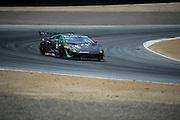 May 2-4, 2014: Laguna Seca Raceway. #7 Harry Blazer, Chris Hall, Jota Corse, Lamborghini of Palm Beach