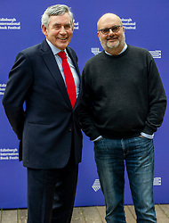 Pictured: Gordon Brown and Branko Milanović <br />