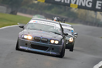 #131 Mathew Evans BMW M3 E46 3246 during the CSCC Meteor Suspension Open Series at Oulton Park, Little Budworth, Cheshire, United Kingdom. October 15 2016. World Copyright Peter Taylor/PSP. <br /> Copy of publication required for printed pictures.  Every used picture is fee-liable. http://archive.petertaylor-photographic.co.uk