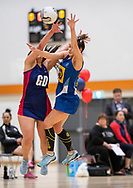 UNISON - Super 12 Netball Finals - Hawkes Bay, New Zealand, 27 August 2019. Photo by John Cowpland / alphapix