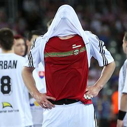 20090127: Handball - World Championship, Slovakia vs Sweden
