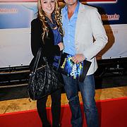 NLD/Utrecht/20121018- Premiere Speed, Hein Vergeer en dochter Nicky