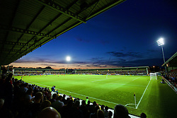 BURTON-UPON-TRENT, ENGLAND - Tuesday, August 23, 2016: Liverpool take on Burton Albion during the Football League Cup 2nd Round match at the Pirelli Stadium. (Pic by David Rawcliffe/Propaganda)
