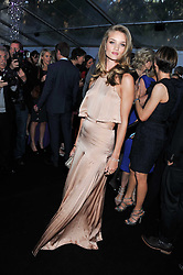ROSIE HUNTINGTON-WHITELEY at the Glamour Women of The Year Awards 2011 held in Berkeley Square, London W1 on 7th June 2011.
