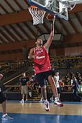 DESCRIZIONE : Bormio Raduno Collegiale Nazionale Maschile Allenamento<br /> GIOCATORE : Luca Garri<br /> SQUADRA : Nazionale Italia Uomini <br /> EVENTO : Raduno Collegiale Nazionale Maschile <br /> GARA : <br /> DATA : 08/07/2009 <br /> CATEGORIA : tiro penetrazione<br /> SPORT : Pallacanestro <br /> AUTORE : Agenzia Ciamillo-Castoria/G.Ciamillo