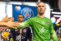 Thierry Omeyer  - 12.04.2015 - Paris Handball / Vezprem - Champions League<br />Photo :  Andre Ferreira  / Icon Sport