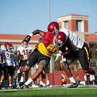 USC Football | Fall Camp | 080716