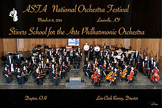 Stivers School for the Arts Philharmonic Orchestra