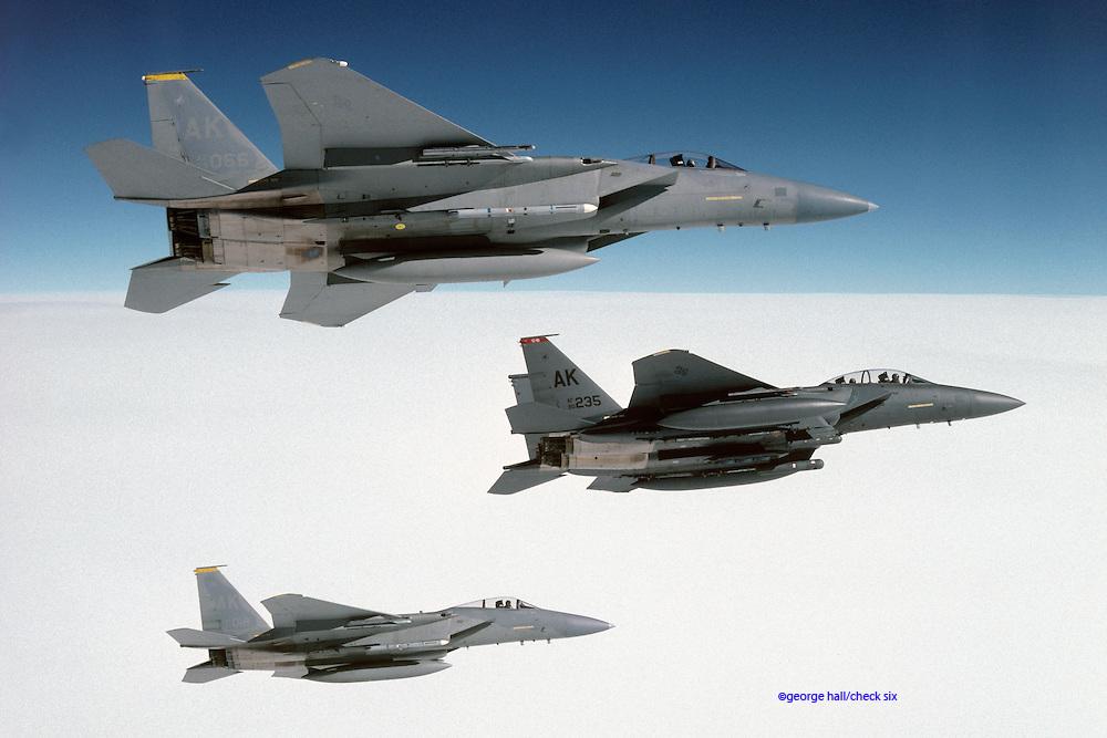 F-15C and E Alaska